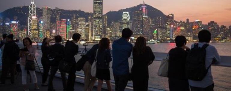 Гонконг стал самым посещаемым городом в 2017 году